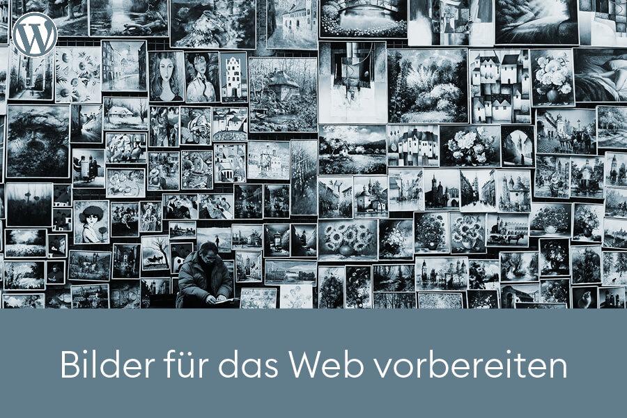 Bilder für das Web vorbereiten - Blog Digitales für Kreative