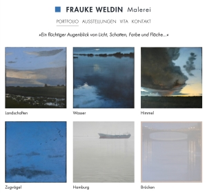 Link zur Startseite von fraukeweldin.de